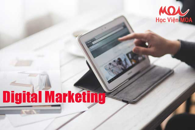 Công việc Digital Marketing