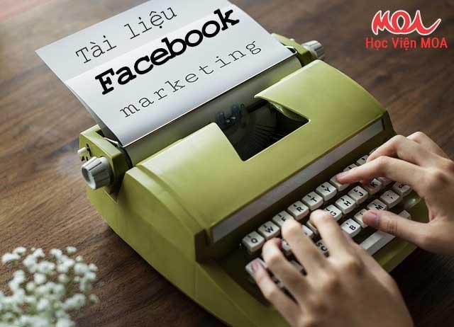 Tài liệu tự học Digital Marketing Facebook