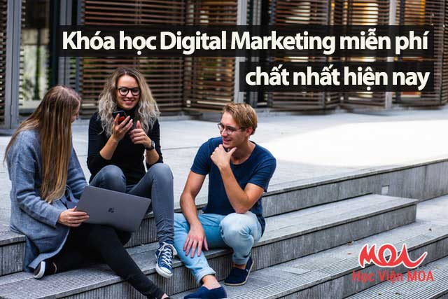 học Digital Marketing miễn phí