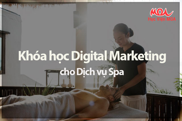 Digital Marketing cho dịch vụ Spa