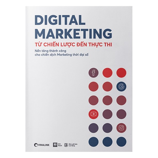 Sách dạy Digital Marketing
